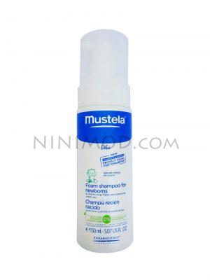 فوم شست و شوی سر موستلا Mustela