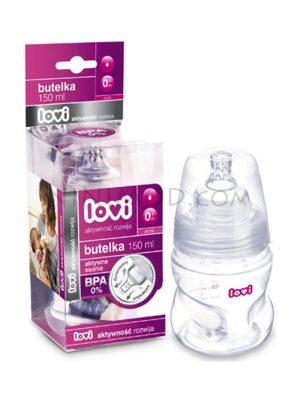 شیشه شیر لاوی Lovi 150 ml