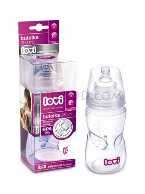 شیشه شیر لاوی Lovi 250 ml