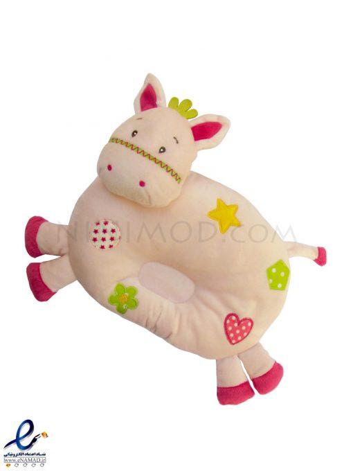 بالش شیردهی نوزاد طرح الاغ