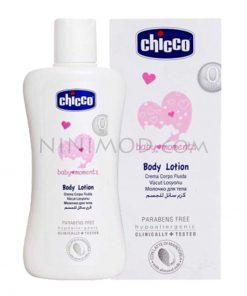 لوسيون بدن کودک چيکو Chicco