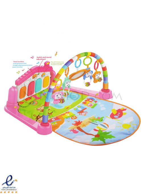 پارک بازی پیانو دار همراه با آویز جغجغه Dreamworld