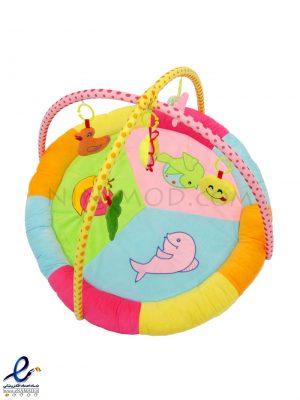 تشک بازی نوزاد طرح اقیانوس Ocean