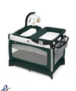 تخت و پارک بازی چیکو مدل Chicco Lullaby