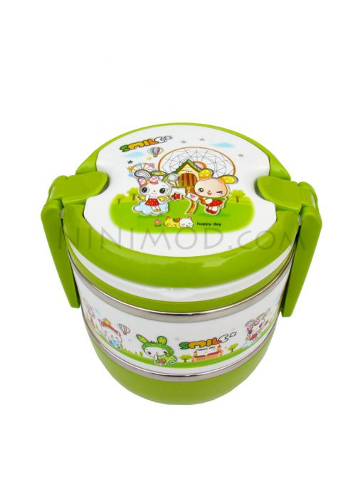 ظرف غذای سه طبقه نوزاد