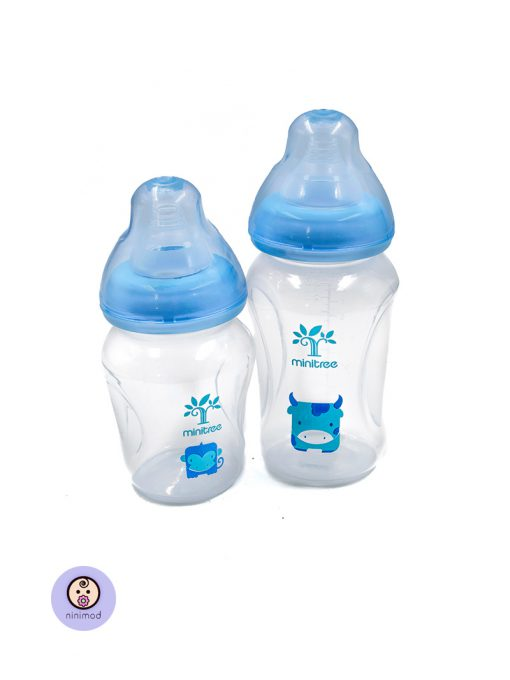شیشه شیر کودک و نوزاد مینی تری