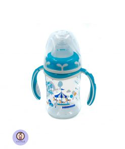 شیشه شیر دسته دار کودک و نوزاد مینی تری