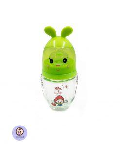شیشه شیر شیشه ای کودک و نوزاد مینی تری