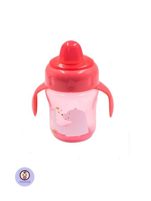 لیوان آب میوه خوری کودک و نوزاد