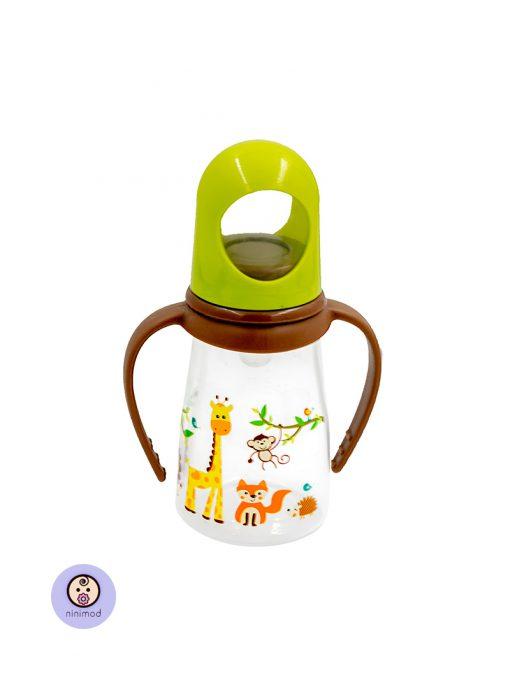 شیشه شیر دسته دار کودک و نوزاد