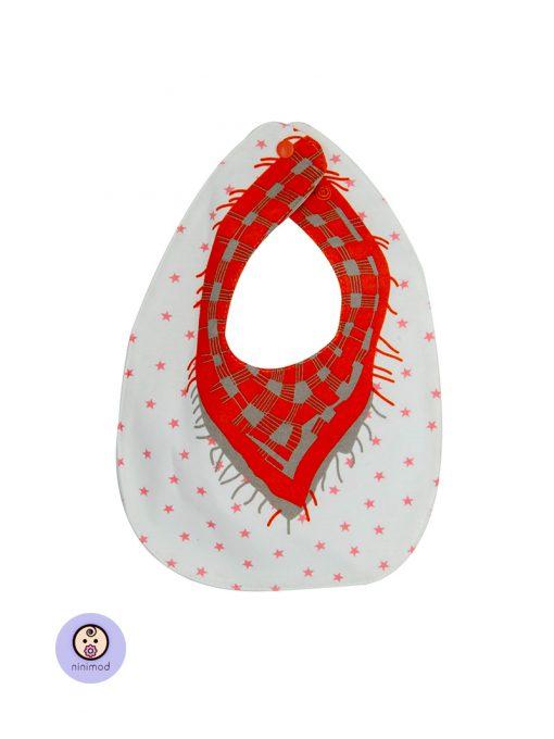 پیشبند دستمال گردنی کودک و نوزاد