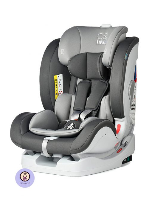 صندلی ماشین جیکل Jikel UpGO All In One رنگ خاکستری