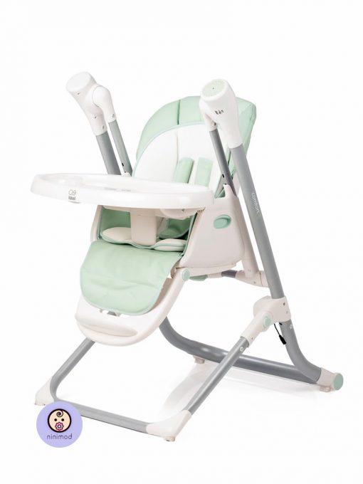 صندلی غذای کودک جیکل مدل کامفرت3 رنگ سبز