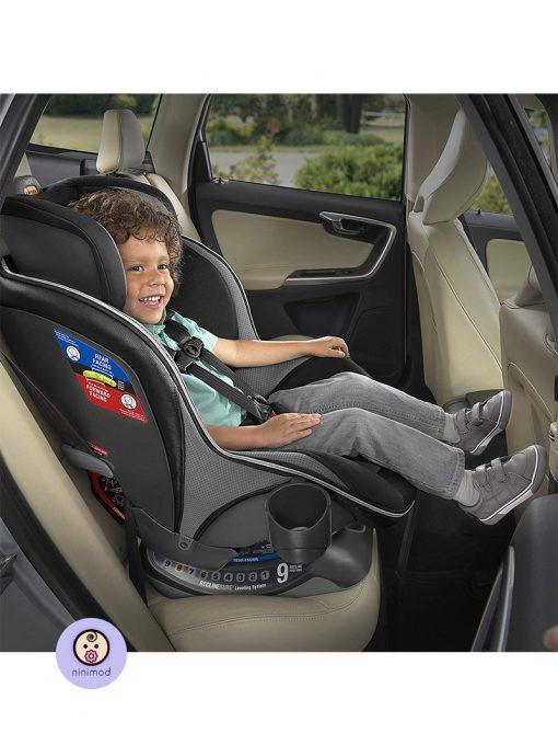 خرید صندلی ماشین چیکو نکست فیت زیپ مکس