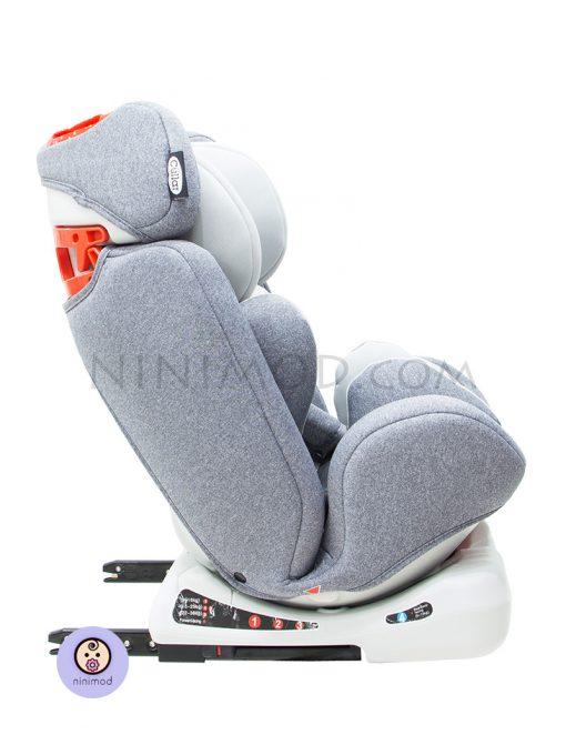 صندلی خودرو cullar ebrta gray