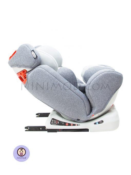 صندلی ماشین cullar ebrta gray