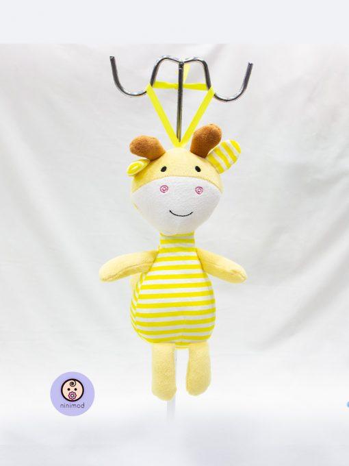 عروسک آویز نخ کش روی کالسکه و کریر عمودی