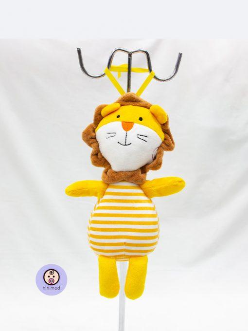 عروسک آویز نخ کش روی کالسکه و کریر