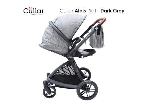 کالسکه کودک Cullar Alois Grey