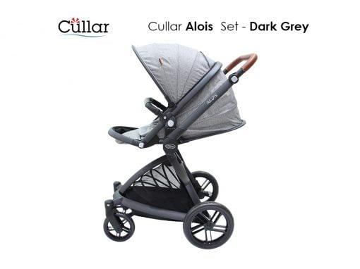 کالسکه بچه Cullar Alois Grey