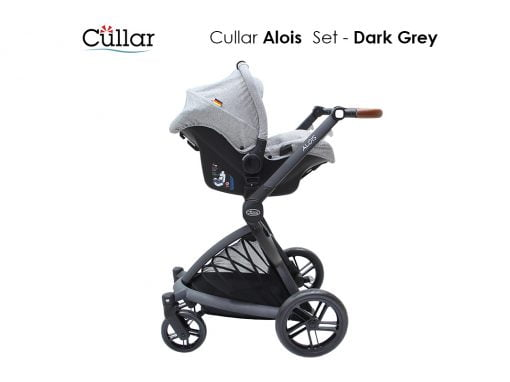 کالسکه نوزاد Cullar Alois Grey