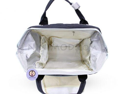 نمای داخل ساک لوازم بیبی بگ Baby Bag