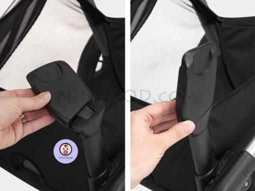 نگهدارنده کریر کالسکه ایون فلو Xpand gray