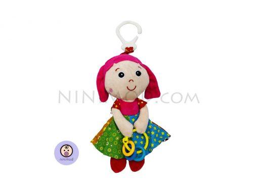 عروسک آویز کد G12