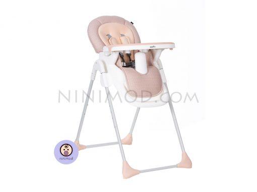 صندلی غذای Evenflo Fava رنگ صورتی