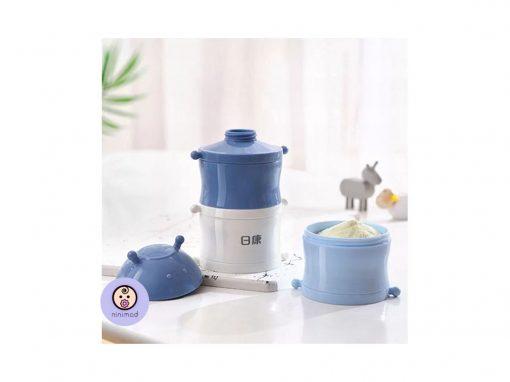 ظرف شیر خشک رووکو رنگ آبی ۱