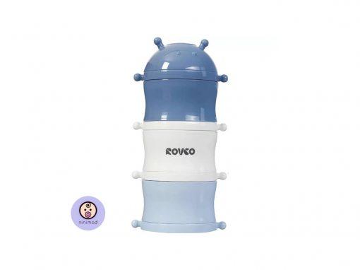 ظرف شیر خشک رووکو رنگ آبی